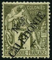 * N°34 1F Olive - TB - New Caledonia