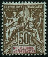 * N°59/64 Les 6 Val - TB - New Caledonia