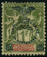 * N°67/80 La Série Le 67 SG - TB - New Caledonia