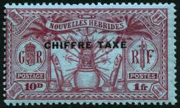 * N°1/5 La Série - TB - New Hebrides