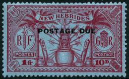 ** N°6/10 La Série De 5 Val - TB - New Hebrides