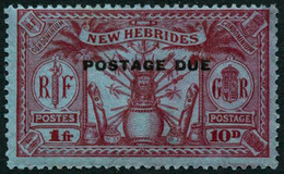 * N°6/10 La Série De 5 Val - TB - New Hebrides