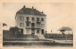 "39 ARINTHOD  Villa ""Bon Accueil"" - France"