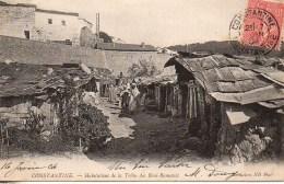 Algérie  CONSTANTINE Habitations De La Tribu Des Beni-Ramassés - Constantine