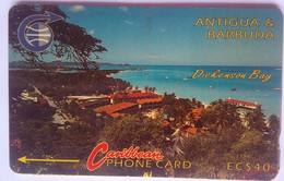 6CATC Dickenson Bay $40 - Antigua And Barbuda