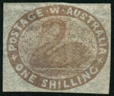 (*) N°5a 1s Chocolat - TB - Australia