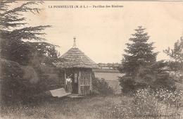 CPA La Pommeraye Pavillon Des Rinières 49 Maine Et Loire - Other Municipalities