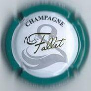 FALLET Michel  N° 9c  Lambert 2016  167/27  Contour Vert - Other