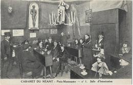 Paris - Cabaret Du Néant - Paris-Montmartre - Salle D'Intoxication - Otros