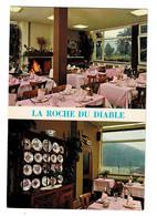 ABRESCHVILLER .57. La Roche Du Diable . Hotel -restaurant. - Otros Municipios
