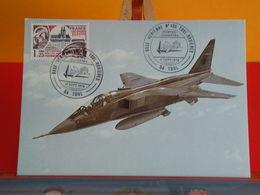 Base Aérienne N°136 Toul Rosiers > Toul (55) > 17.9.1978 > Carte Maxi - 1970-79
