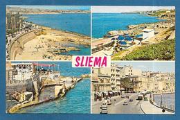 MALTA SLIEMA 1968 - Malta