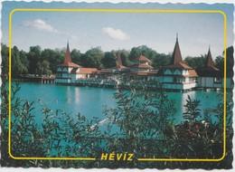 HEVIZ, Hungary, Used Postcard [21146] - Hungary