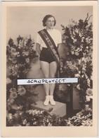 LEUVEN-FOTOKAART-KAMPIOEN VAN BELGIE-1938-TURNEN?-CHAMPIONNAT-ATHLETIEK-PHOTO-G. DE RIJCK-DIESTSESTRAAT-TOP-ZIE 2 SCANS! - Leuven