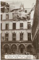 Paris - Raid De Gothas Sur Paris 8 Mars 1918 - Carte Photo - Autres