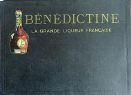 Sous-main Benedictine - Alcohols