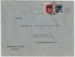 """Schleswig, 1920, Aufdr. """" 1. Zone """", Seltener Stp.! , #8896 - Deutschland"""