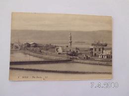 Suez. - The Docks. - Suez