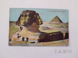 The Pyramids Near Cairo. - Pyramids