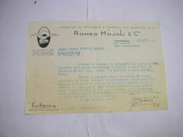 CANNERO  -- VERBANIA  --- ROMEO MOJOLI &  CI. - FABBRICA DI SPAZZOLE - Italie