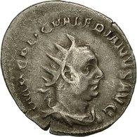 Monnaie, Valérien I, Antoninien, 253, Rome, TTB, Billon, RIC:89 - 5. L'Anarchie Militaire (235 à 284)