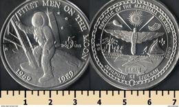 Marshall Islands 5 Dollars 1989 - Marshall Islands