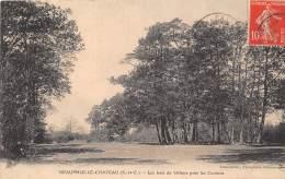 NEAUPHLE LE CHATEAU Les Bois De Villiers Pres Les Coulons 9(scan Recto-verso) MA2147 - Neauphle Le Chateau