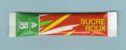 Sugar Sucre De Canne Ile De LA REUNION, Buchette,stick, Batonnet, Sucreries De Bourbon - Sugars