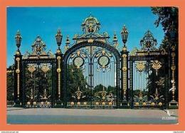 A609 / 263 69 - LYON Grilles Du Parc De La Tete D'Or - Francia