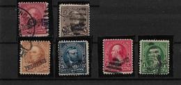Filipinas Administracion Americana 1899-1901 Serie Incompleta - Filipinas