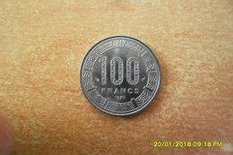 Monnaie De 100 Francs Du Cameroun Dde 1975 En Etat SUP+ - Cameroun