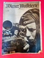 Wiener Illustrierte, Avgust 1944. RARE, German Army, WW2 - 1939-45