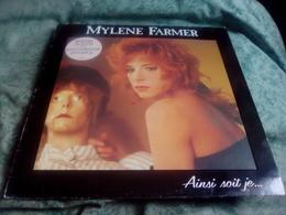 """MYLENE FARMER """"Ainsi Soit Je"""" - Hard Rock & Metal"""
