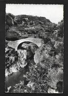 Thueyts Pont Du Diable - Largentiere - CPSM Ardèche - Largentiere