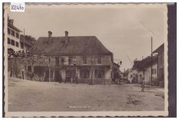 DISTRICT DE COSSONAY - MONTRICHER - B ( PLI ANGLE HAUT DROIT ASSEZ MARQUE ) - VD Vaud