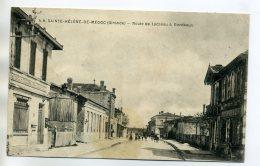33  STE SAINTE HELENE De MEDOC Anim Route De Lacanau à Bordeaux  écrite    /D05-2017 - Other Municipalities