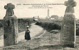 SAINT MATHIEU(MENHIR) - Dolmen & Menhirs