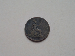 1879 - 1 Penny / KM 755 ( For Grade, Please See Photo ) ! - 1816-1901 : Frappes XIX° S.
