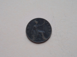 1896 - 1 Penny / KM 790 ( For Grade, Please See Photo ) ! - 1816-1901 : Frappes XIX° S.