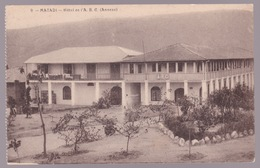 MATADI. Hôtel De L'A.B.C.     See Scans - Congo Belge - Autres