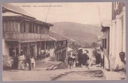 MATADI. Rue De La Poste      See Scans - Congo Belge - Autres