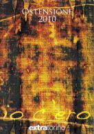 [MD1500] CPM - OSTENSIONE DELLA SINDONE 2010 - EXTRATORINO - IO C'ERO - NV - Cristianesimo