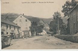 CPA - LANS - ROUTE DE ST NIZIER - J. JALLIFIER - Villard-de-Lans
