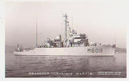 Dragueur        20       Dragueur Océanique NARVIK - Oorlog
