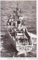 Dragueur        33      Dragueur ACHENAR - Warships