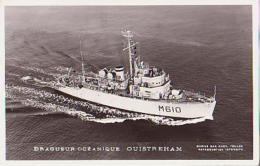 Dragueur        36     Dragueur Océanique OUISTREHAM - Warships