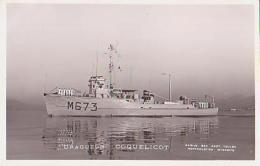Dragueur        72        Dragueur COQUELICOT - Warships