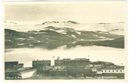 1900's, Norway, Finse, Bergensbanen. Real Photo Pc, Unused. - Norvège