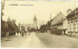 Grasheide , Leemstraat - Putte