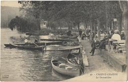 Croissy-Chatou - La Grenouillère - Croissy-sur-Seine